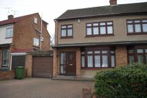 semi detached home to rent in Sackville Crescent...