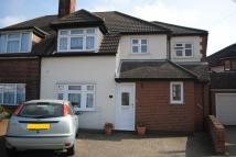 3 bed semi detached house to rent in Fontayne Avenue, Romford