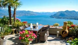 Terrace with view