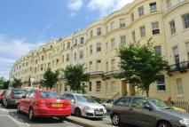 Studio flat in BRUNSWICK PLACE, Hove...