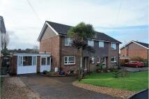 3 bedroom semi detached home in Meadow Way, Sandown...