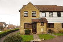 2 bedroom End of Terrace house in Pyrus Close, Chatham...