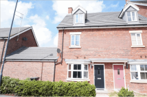 3 bedroom Terraced house for sale in Mazurek Way, Swindon...