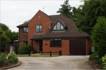 Detached home in Oliver Road, Horsham...