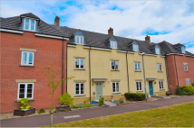 Terraced property for sale in Shackleton Close...