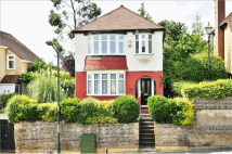Detached house in Cliffe Road, Rochester...