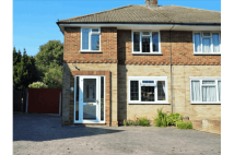 3 bed semi detached property in Chatsworth Drive...