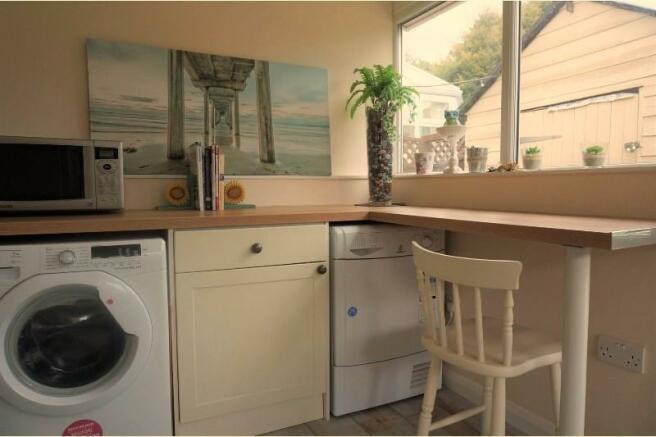 Kitchen/Garden Room