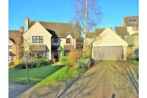 Detached home for sale in Nursery View, Faringdon...