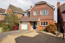 Detached home to rent in Caspian Close...