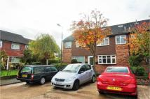 Terraced home for sale in Field Close, London...