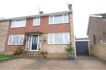 3 bedroom semi detached home in Lonsdale Drive, Rainham...