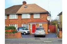 semi detached property for sale in Marlborough Road, Slough...