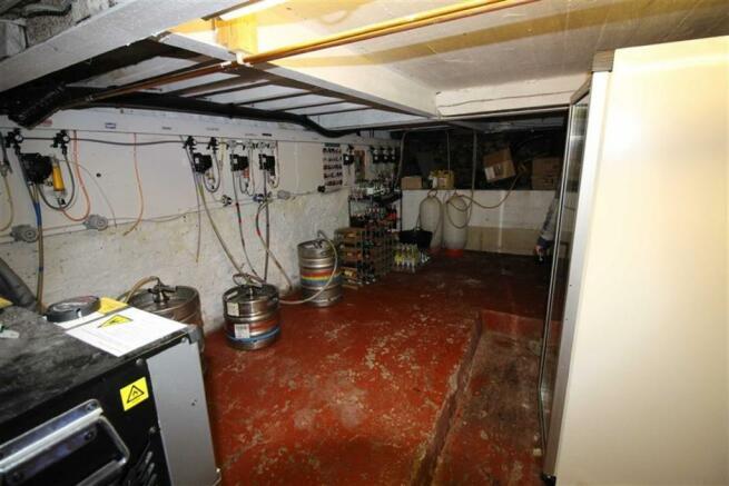 BEER CELLAR ROOMS