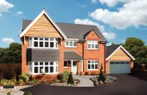 4 bed new property for sale in Mold Road, Penymynydd CH4