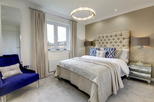Ravens Cliff - Drummond Bedroom 1