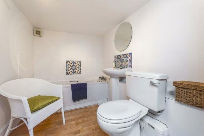 En/suite bathroom