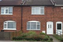Terraced house to rent in Norwood Road, March...
