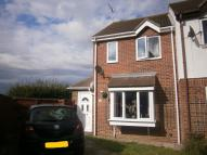 semi detached house in Augustus Way, Chatteris...