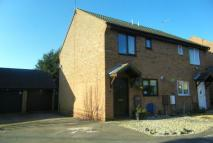 2 bed semi detached house to rent in Rockcroft, East Hunsbury...