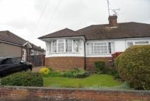 Semi-Detached Bungalow to rent in Grasmere Avenue, Luton...