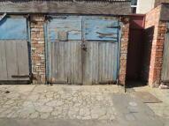 Garage in Amber Street...