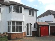 3 bed semi detached property to rent in Stanway Road, Solihull