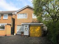 Detached home in Hazelwood Road...
