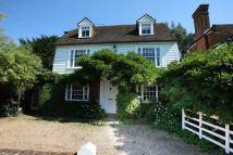 Detached property in Wisteria House...