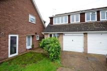 3 bed semi detached property in Vine Way, Brentwood...