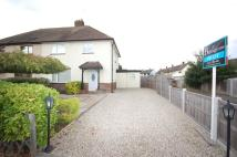 2 bed semi detached property to rent in Larchwood Gardens...