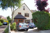 Detached house in Worrin Road, Shenfield...