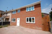 3 bed new home to rent in The Slades, Vange...