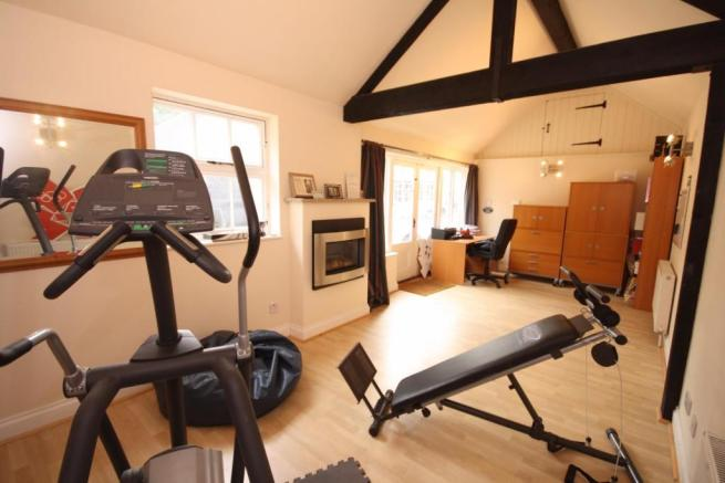 Gym Home Office
