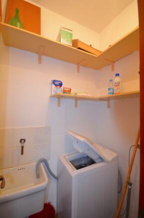 utilityroom laundry