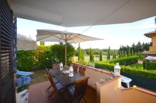 terrace, gardn, view