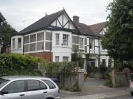 Flat to rent in Belsize Road, Worthing...