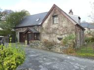 3 bed Detached property for sale in Beddgelert