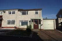 semi detached house to rent in Cluny Drive...