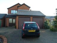 Detached house in Redhill Close...