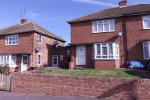 Terraced house in Carnation Road, Strood