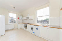 Flat to rent in Talgarth Road...