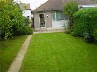 Burnham Road Semi-Detached Bungalow to rent
