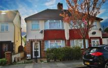 semi detached home in Woodhurst Road, London
