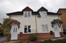 2 bedroom semi detached property to rent in MERGANSER DRIVE...