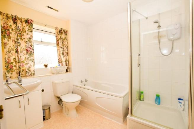 Re - fitted Bathroom