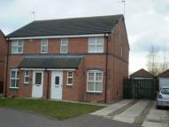 3 bed semi detached house in Thompson Road, Hedon...