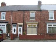 Terraced property in Alexandra Street Shildon