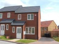semi detached property in Gayle Court Consett
