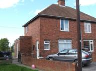 2 bed semi detached home to rent in The Crescent Sherburn...